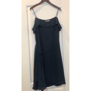 Loft Off the Shoulder Dress with belt